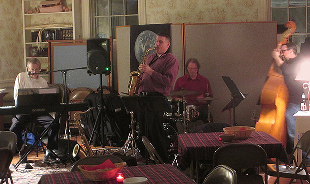 Jazz at Friday Night Cafe