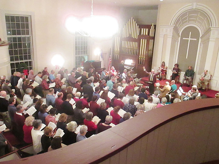Messiah Sing in Cummington